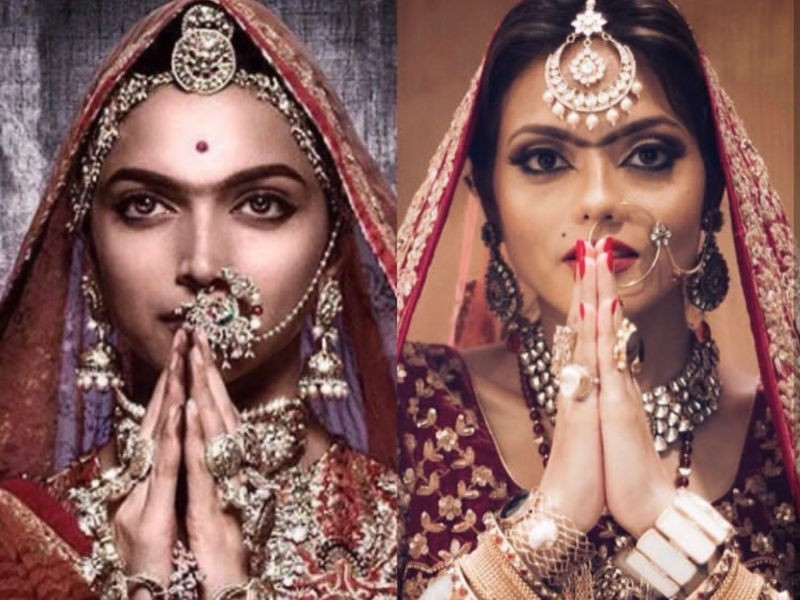 Deepika Padukone's Padmavati look in high demand this ...