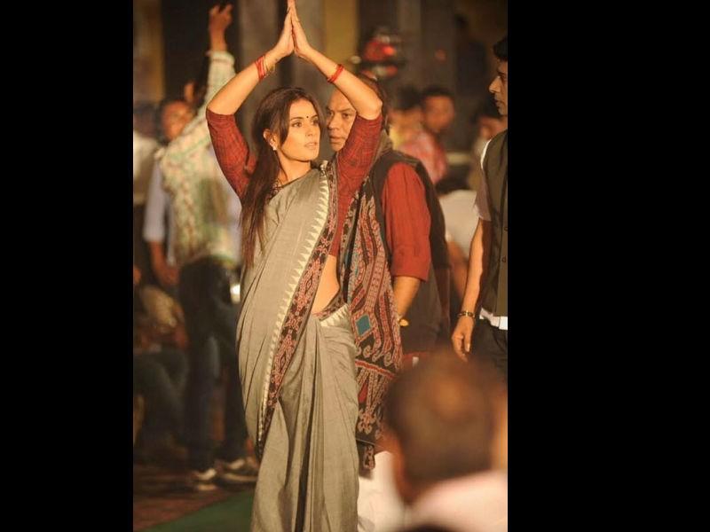 Richa Chadha,actress Richa Chadha,Daasdev,Daasdev first look,Anubhav Sinha,Abhi Toh Party Shuru Hui Hai