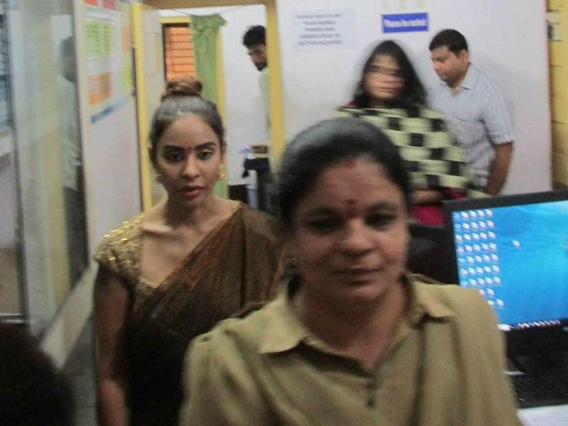 Sri Reddy,actress Sri Reddy,sri reddy controversy,sri reddy leaks,sri reddy sexual exploitation,sri reddy nude,sri reddy stripped,sri reddy protest