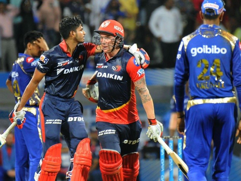 Mumbai Indians beats Royal Challengers Bangalore,MI beats RCB,MI vs RCB,Mumbai Indians,Royal Challengers Bangalore,Virat Kohli,Rohit Sharma,Indian Premier League,Indian Premier League 2018,IPL 2018,IPL pics,IPL images