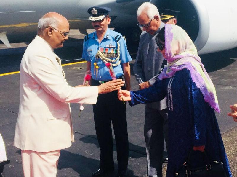 President Ram Nath Kovind,Ram Nath Kovind,Ram Nath Kovind in Jammu and Kashmir,Ram Nath Kovind visits Jammu and Kashmir,Ram Nath Kovind pics,Ram Nath Kovind images