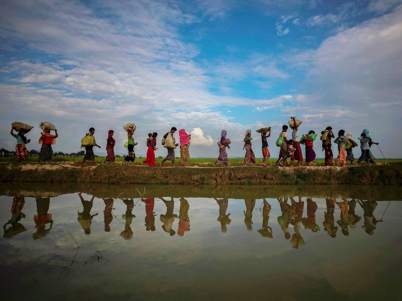 Pulitzer 2018 winning pictures,Pulitzer winning pictures,Pulitzer,Pulitzer Prize,Heart-wrenching photos,Heart-wrenching pics,Rohingya crisis,Myanmar and Bangladesh,Rohingya migrant crisis