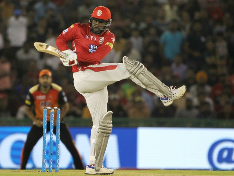 Kings XI Punjab beat Sunrisers Hyderabad,Kings XI Punjab,Sunrisers Hyderabad,Chris Gayle,Indian Premier League,Indian Premier League 2018,IPL 2018,IPL pics,IPL images