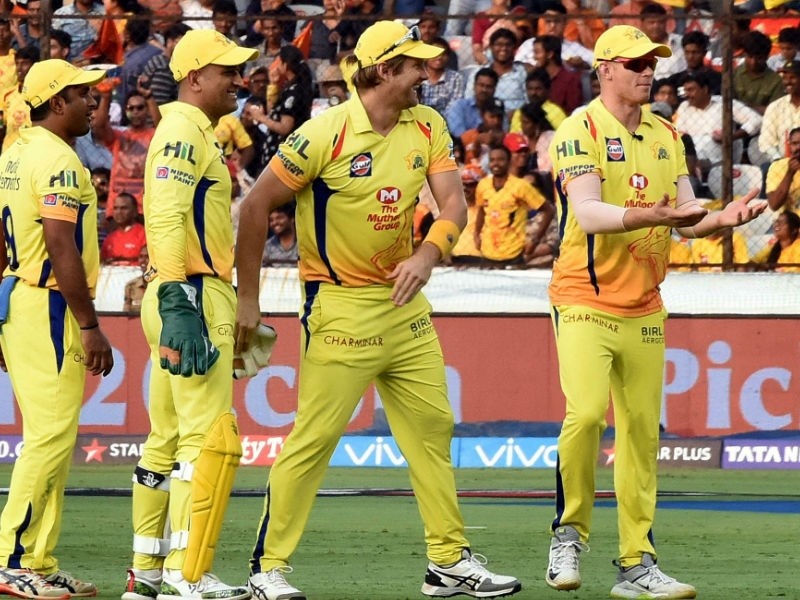 Chennai Super Kings,Chennai Super Kings beats Sunrisers Hyderabad,CSK beats Hyderabad,MS Dhoni,Indian Premier League,Indian Premier League 2018,IPL 2018