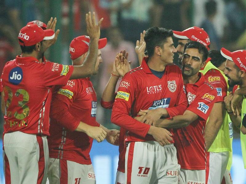 Kings XI Punjab,Delhi Daredevils,Kings XI Punjab beats Delhi Daredevils,Indian Premier League,Indian Premier League 2018,IPL 2018,IPL 2018 pics,IPL 2018 images
