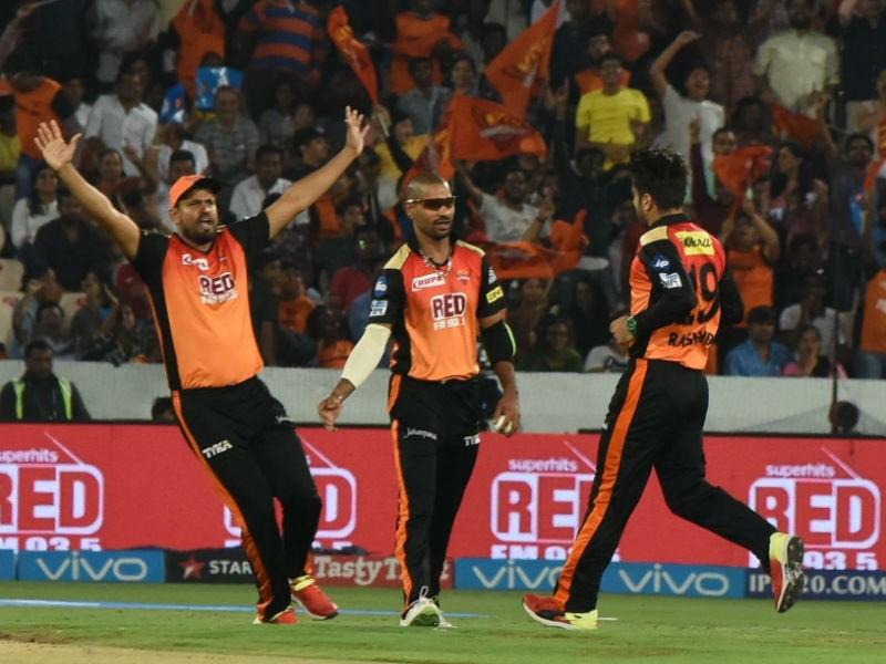 Rashid Khan,Shakib Al Hasan,Sunrisers Hyderabad,Kings XI Punjab,Sunrisers Hyderabad beats Kings XI Punjab,Indian Premier League,Indian Premier League  2018,IPL 2018,IPL pics,IPL images