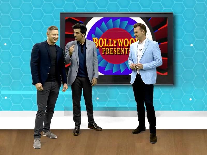 Ranbir Ki Acting Paathshala,Ranbir Kapoor,Brett Lee,Michael Clarke,VIVO IPL 2018,IPL 2018