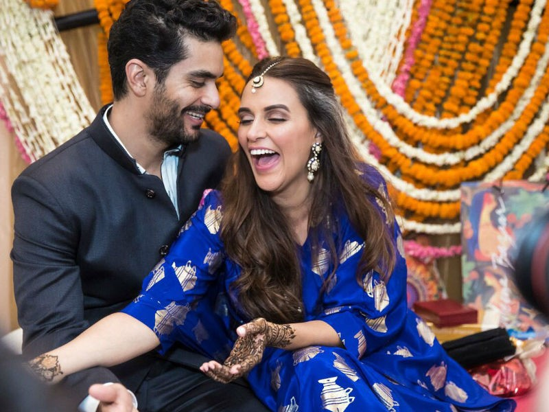 Neha Dhupia,Neha Dhupia Mehendi ceremony,Neha Dhupia Mehendi ceremony pics,Neha Dhupia Mehendi ceremony images,Neha Dhupia wedding,Neha Dhupia wedding pics,Angad Bedi,Angad Bedi wedding,Angad Bedi marriage