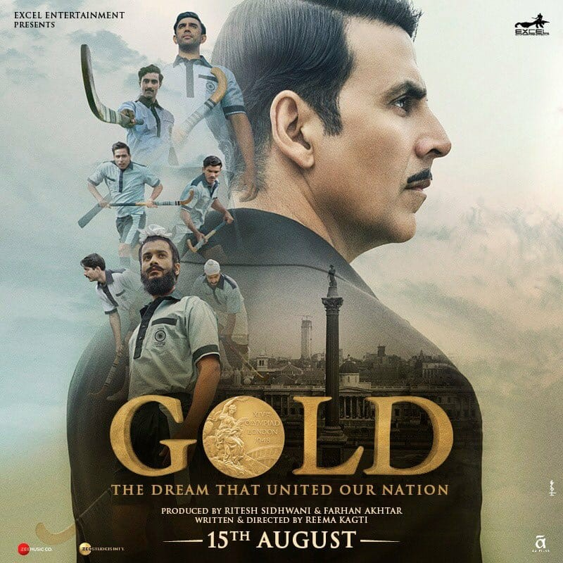 Akshay Kumar,actor Akshay Kumar,Gold first look poster,Gold first look,Gold poster,Gold movie poster,Akshay Kumar Gold,Gold movie pics,Gold movie images,Gold movie stills