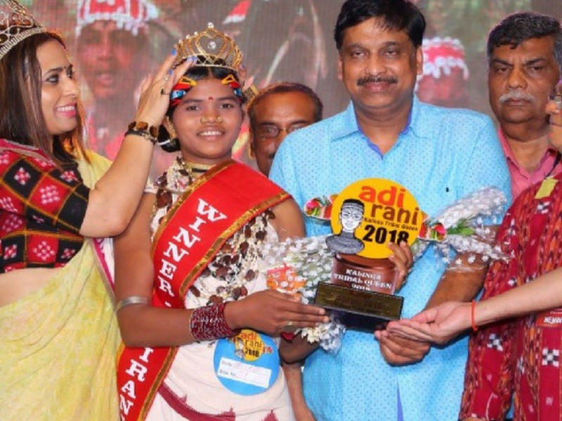 Pallavi Darua,Tribal Queen Pallavi Darua,Tribal Queen,Tribal Queen 2018,Adi Rani Kalinga,first Tribal Queen,first Tribal Queen pics,first Tribal Queen images,first Tribal Queen stills