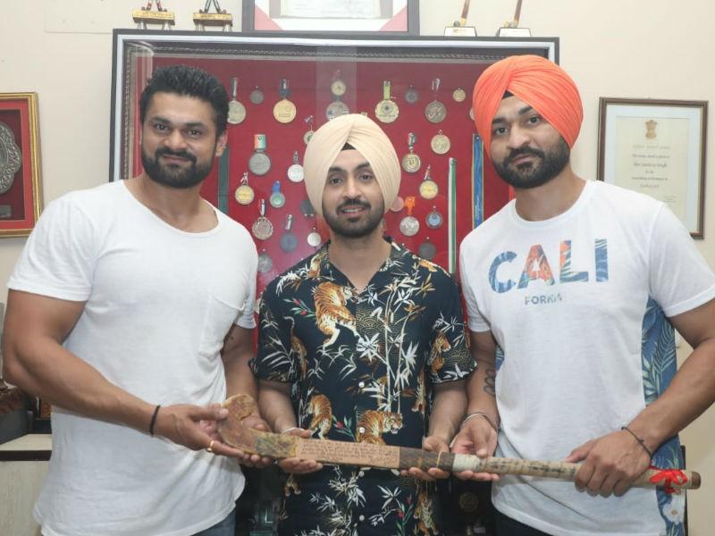 Diljit Dosanjh,Sandeep Singh,Diljit Dosanjh sandeep singh,Bhoomi producer sandeep singh,Shahabad,Sandeep Singh hometown,Soorma release,Soorma movie release
