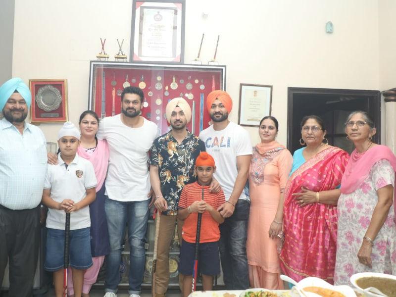 Diljit Dosanjh,Soorma,Sandeep Singh,Diljit Dosanjh sandeep singh,Hockey legend Sandeep Singh biopic,Hockey Legend Sandeep Singh