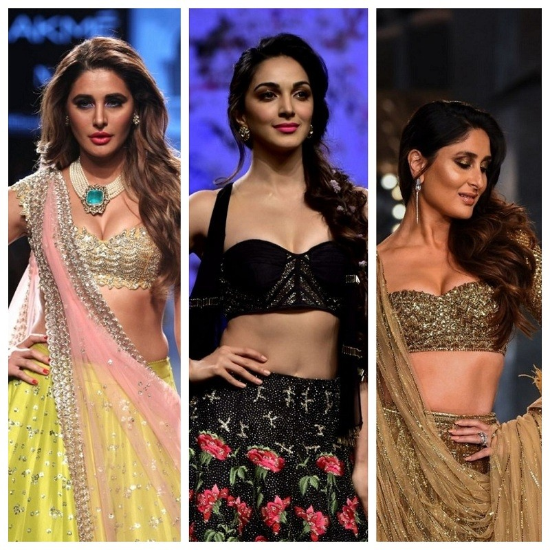 Fashion,bollywood fashionista sonam kapoor,bollywood fashion,haute couture,lakme fashion week 2018,models,fashion models,best fashion moments 2017,best fashion 2018
