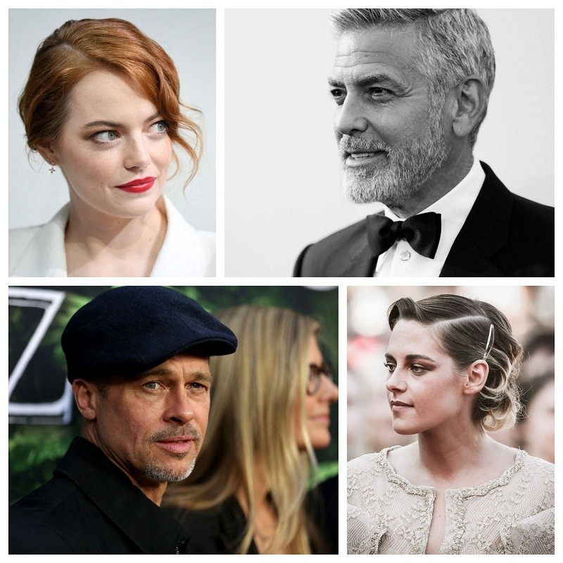 Hollywood,hollywood celebrities,social media addiction,social media,digital detox,george clooney,jennifer aniston,did you know,Jennifer Lawrence,actors,actress
