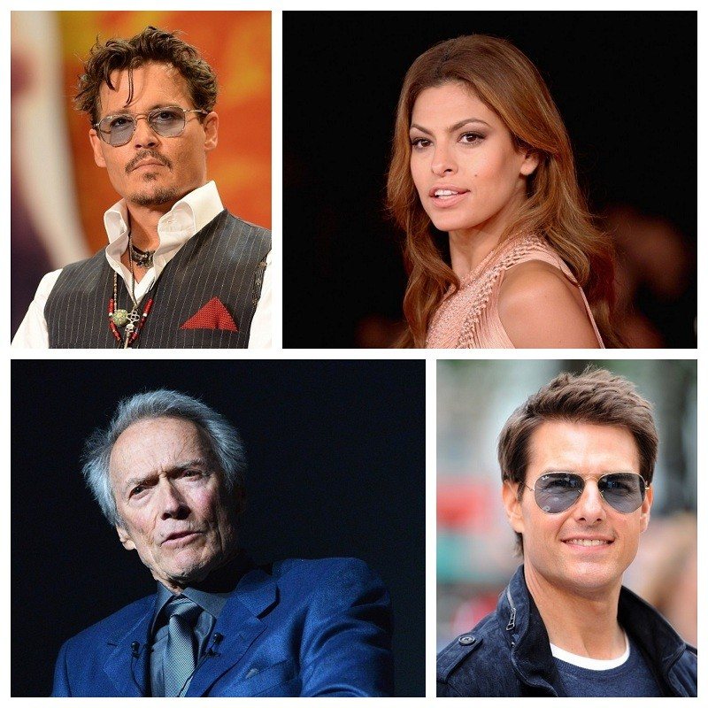 Hollywood,hollywood celebrities,people with weird jobs,celebs with weird jobs,hollywood actors,hollywood actress,Celebrities,hotdogs,Brad Pitt,Johnny Depp,Eva Mendes