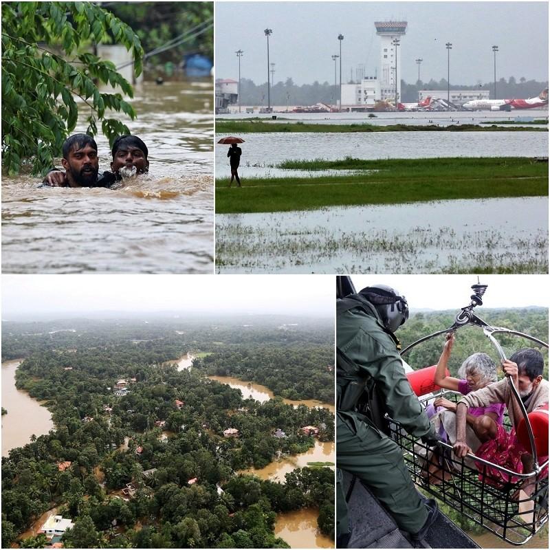 Kerala floods,flash floods,Kerala floods news,Kerala flood relief,coorg floods,coorg landslides,national media coverage Kerala floods,Coorg rains