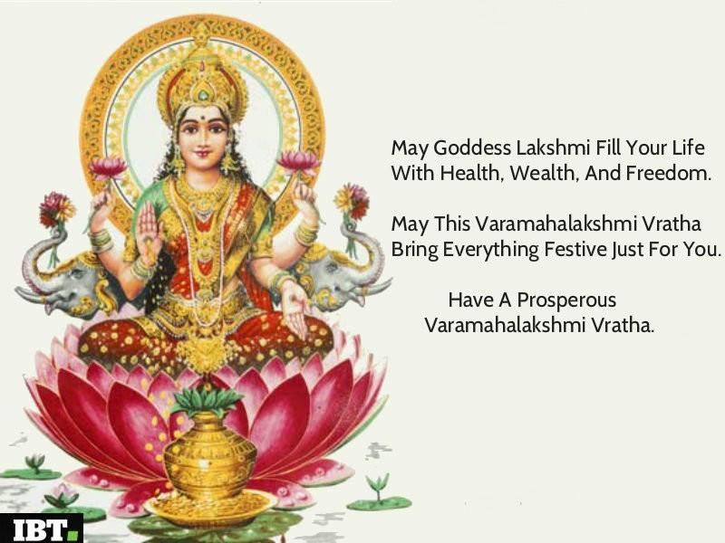 Happy Varamahalakshmi festival 2018: Best quotes, messages ...