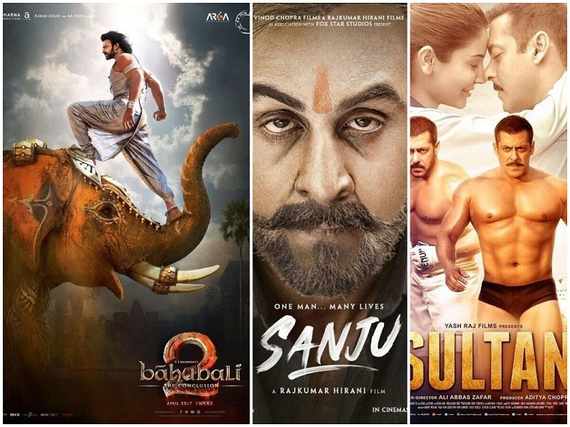 Rs 1000 crore grossing Indian movies club,Highest grossing movies,highest grossing Bollywood movies of 2018,Highest grossing movie,dangal highest grosser of all time,dangal highest grosser,Bahubali 2 box office collection,dangal,bahubali