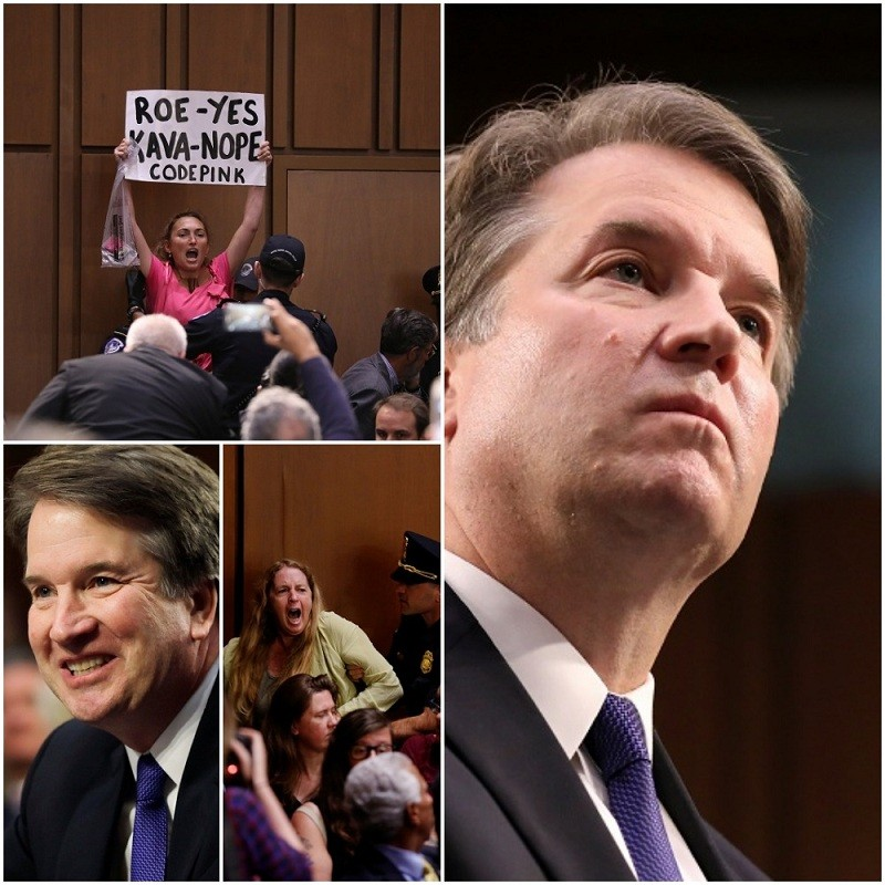 Brett Kavanaugh,US President Donald Trump,Republican Party,Democratic Party,U.S.Senate,US Supreme Court,US supreme court justice nomination,kavanaugh confirmation