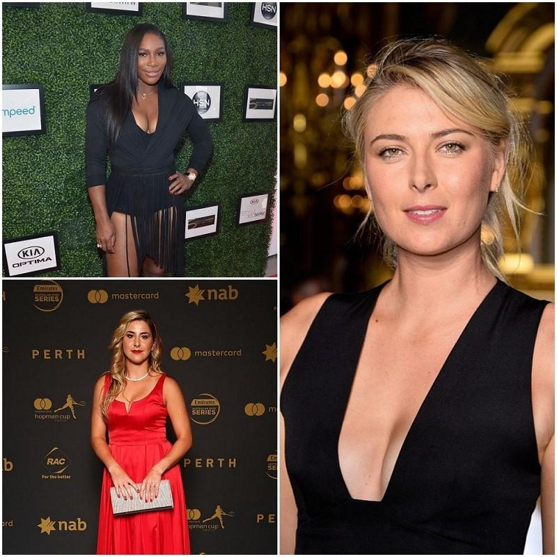 Serena Williams,Met Gala 2018,women in tennis,women in sports,hot women in sports,steffi graf,Maria Sharapova,venus williams,Belinda Bencic