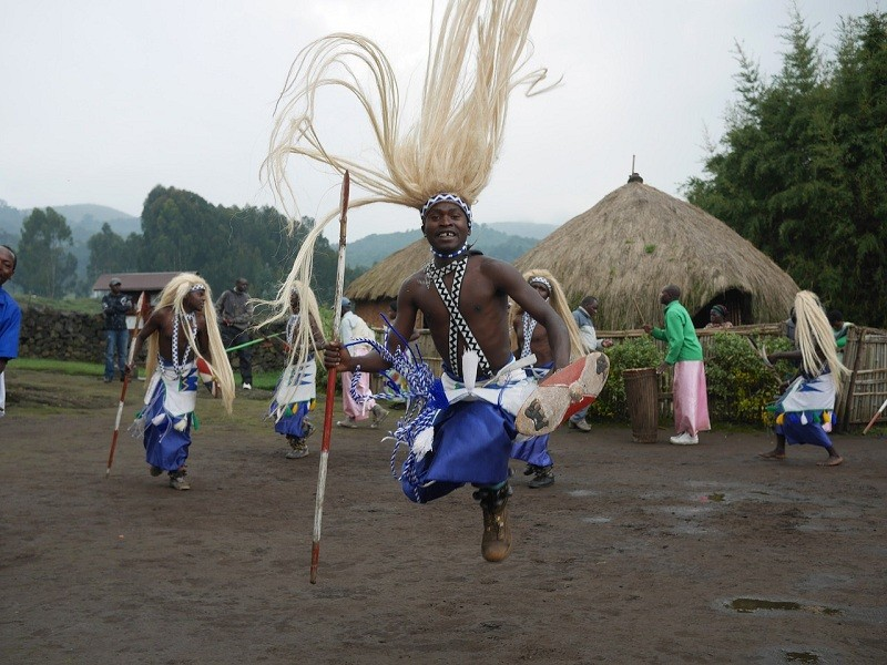 17. Rwanda, 23.1