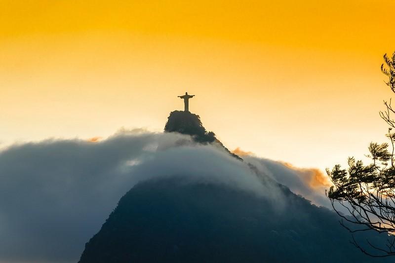 16. Brazil, 25.2