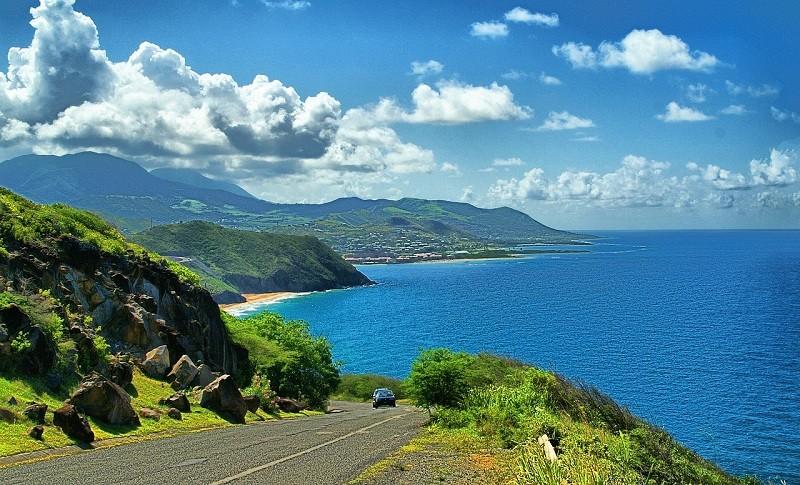 9. Saint Kitts and Nevis, 33.6
