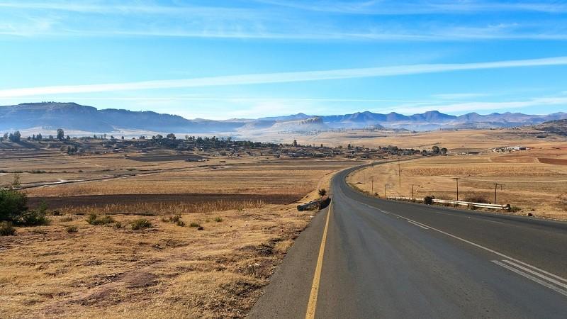 7. Lesotho, 38
