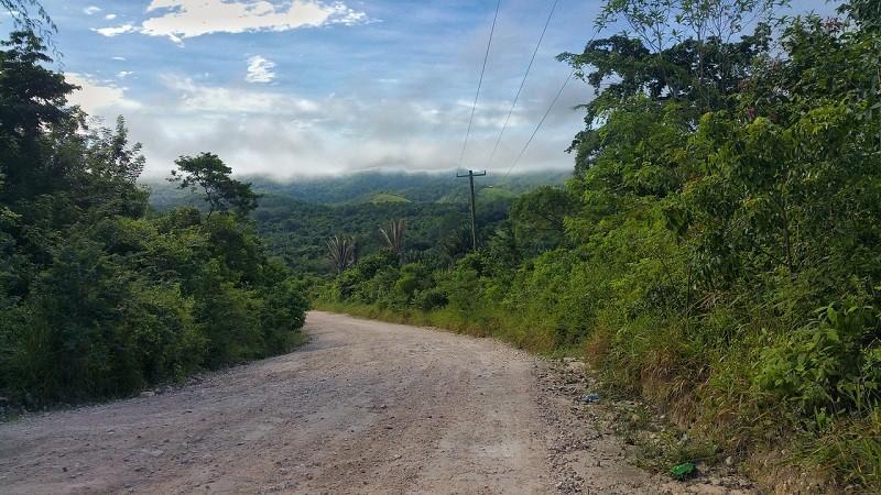 3. Belize, 44.7