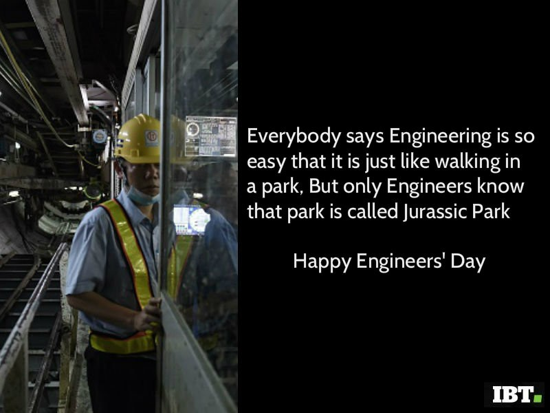 Engineers' Day 2018,Engineers' Day date,Engineers' Day quotes,Engineers day messages,Engineers' Day wishes,Engineers day funny messages,Engineers quotes,When is engineers day in India