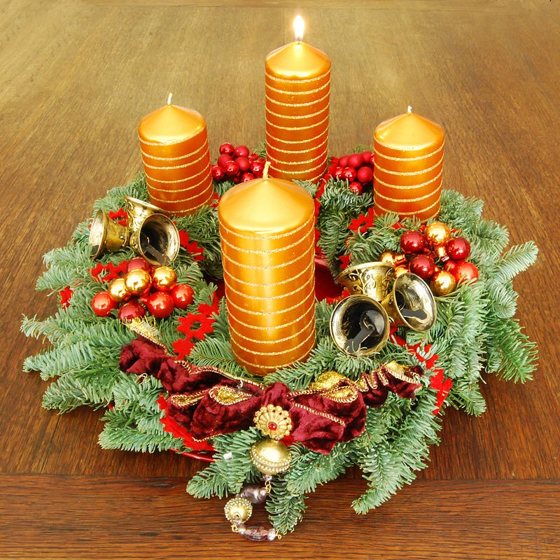 As the Advent season 2014 begins on Sunday, here is the history and significance of the event that marks the preparation for Christmas. (Photo of an Advent wreath)