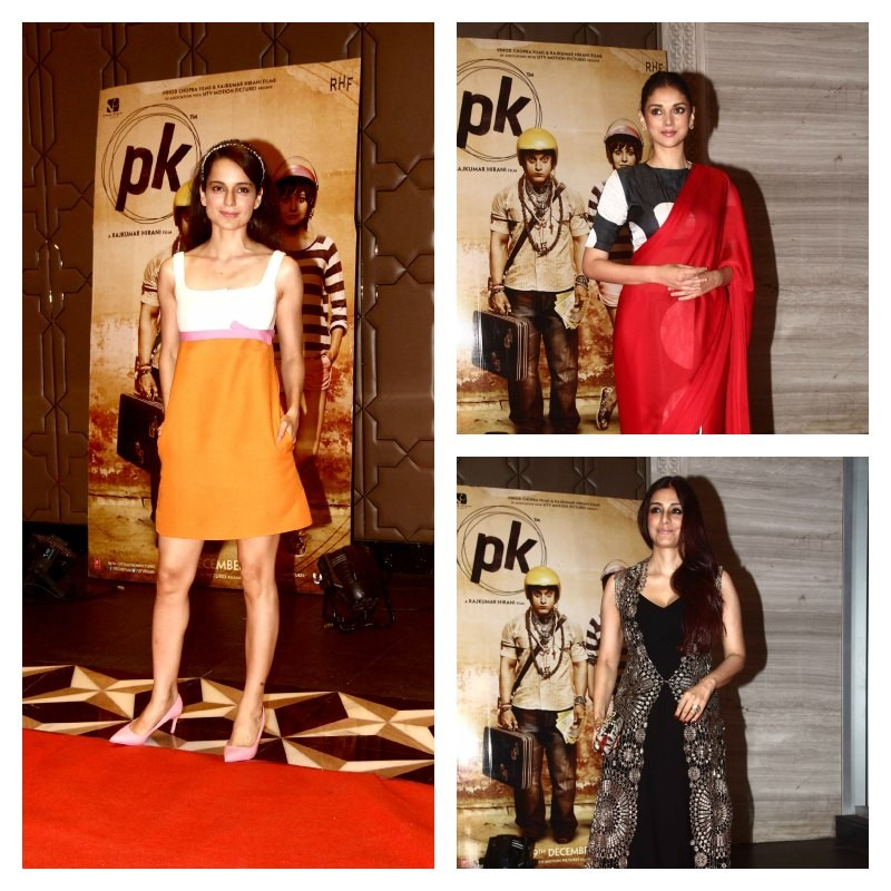 'PK' Success Party