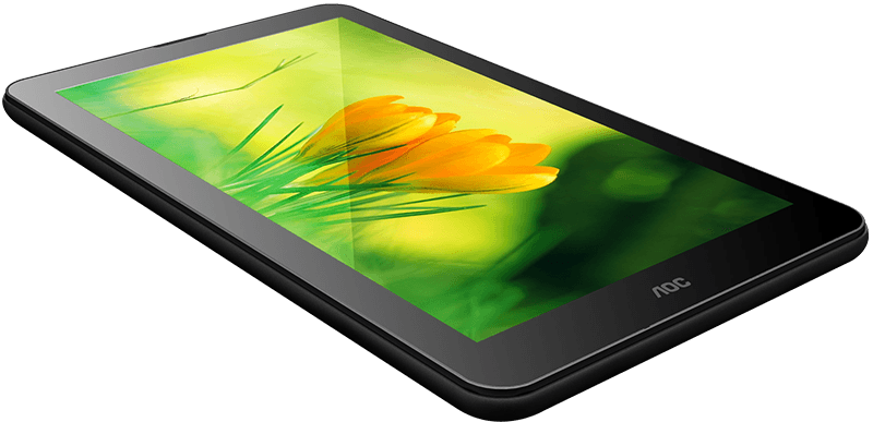 AOC's flagship tablet - D70V50G offers dual-SIM functionality and supports voice-calling