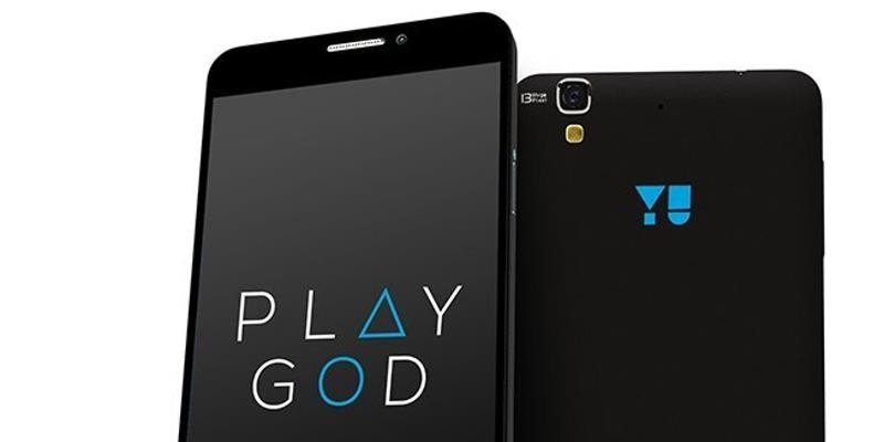 YU Working On New 'Project Caesar' Smartphone With Android L CM12 OS; India Launch Expected In April