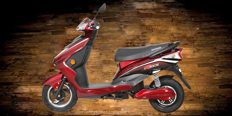 Okinawa Ridge, Okinawa Ridge electric scooter, Okinawa Ridge price, Okinawa Ridge launch