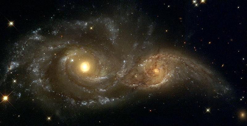 Andromeda ve Samanyolu Çarpıştığında…