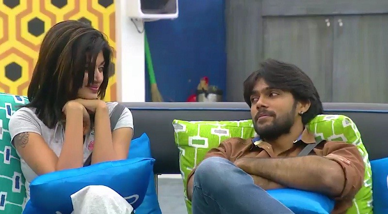 Oviya and Aarav's picture leaked online