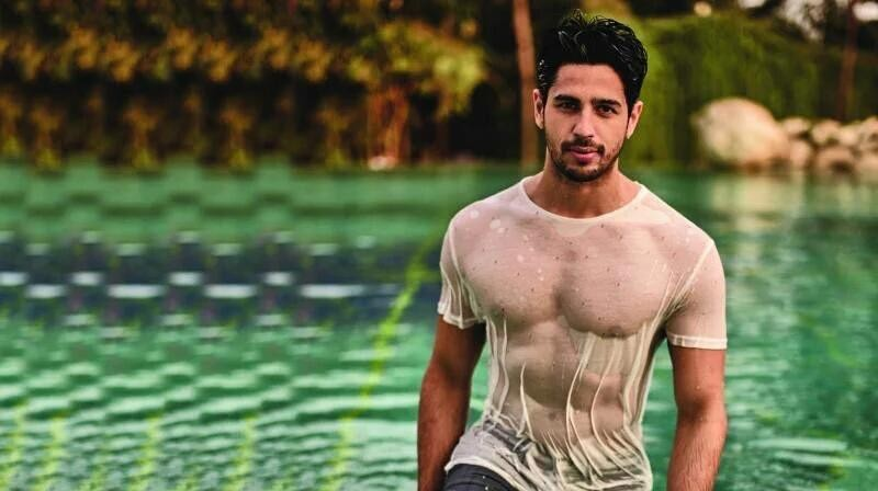 sidharth malhotra unhappy with a gentleman this is what