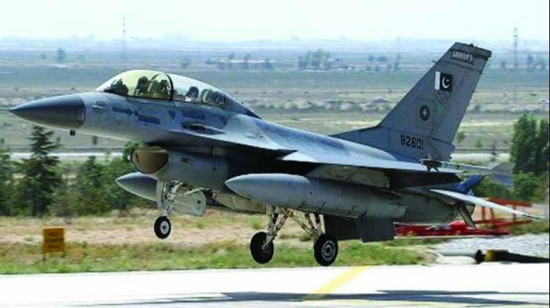 Pakistan Air Force (PAF) F-16