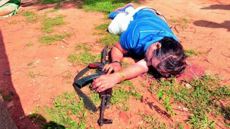 Naxal-turned-gangster Mohammed Nayeemuddin