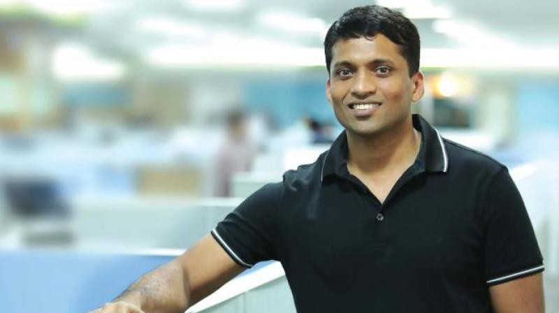 Byju Raveendran, Founder Byju