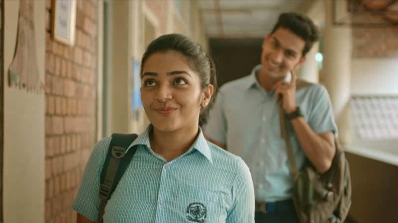 Rajisha Vijayan in Malayalam movie June