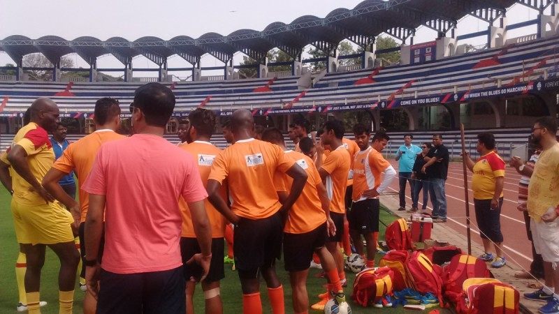 east bengal training