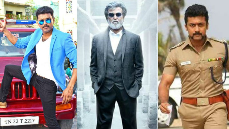 Top  Highest Viewed Tamil Movie Trailers Of