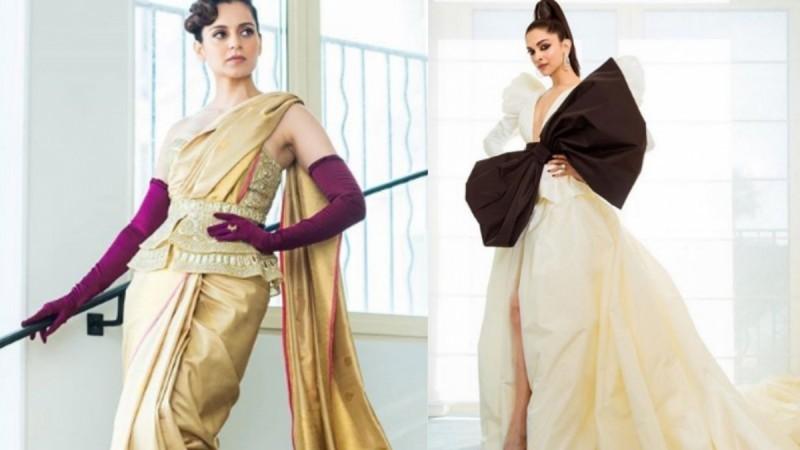 Kangana Ranaut beats Deepika Padukone in fashion poll for Cannes 2019