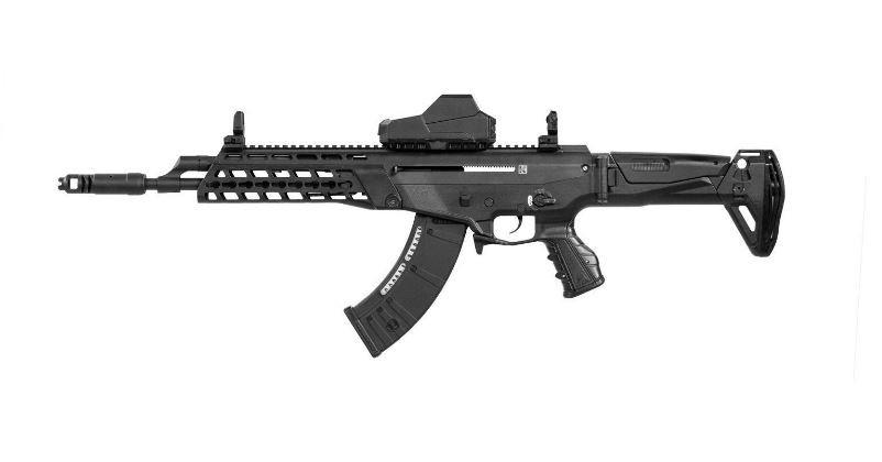 New Kalashnikov weapons