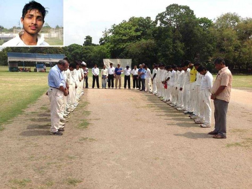 Captain Ankit Keshri Dies of Injury After Freak On-Field Collision,Ankit Keshri,Freak On-Field Collision,Captain Ankit Keshri,Ankit Keshri pics,Ankit Keshri images,Ankit Keshri photos,Ankit Keshri stills,cricket player Ankit Keshri,Former Bengal Under-19