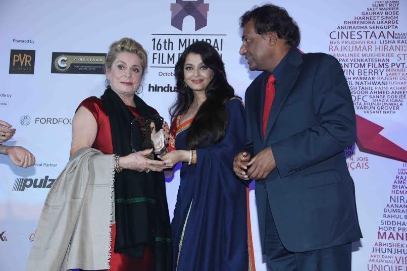 Aishwarya Rai Bachchan, Catherine Deneuve