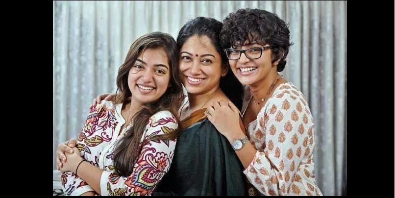 Nazriya Nazim, Anjali Menon, Parvathy, Bangalore Days