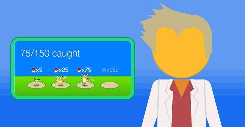 Pokemon challenge google maps real